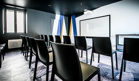 espace de travail, salle de formation, salle de réunion