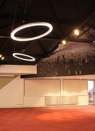 Salle de conférence du Palais d'Auron à Bourges